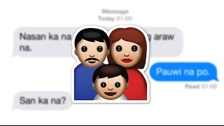 Texts From Overprotective Pinoy Parents