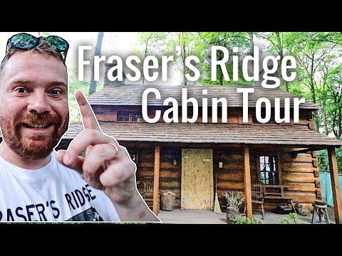 Outlander 405 Savages: Fraser's Ridge Cabin Tour