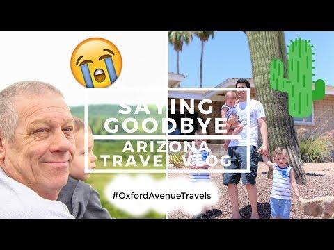 I Lost My Daddy // Lake Havasu, Arizona Travel Vlog