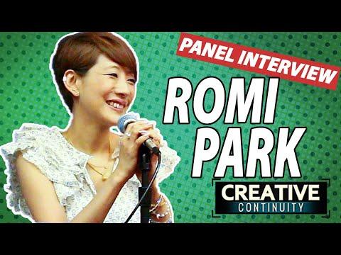 Attack on Titan voice actor: Romi Park (Romi Paku) Round Table; Fullmetal Alchemist Edward Elric