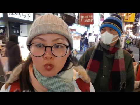 Osaka Travelogue || Sights of Dotonbori