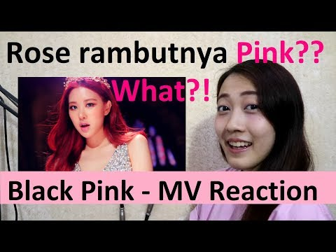 #komentaryn - BLACKPINK - DDU DU DDU DU (MV Reaction) salfok sekali