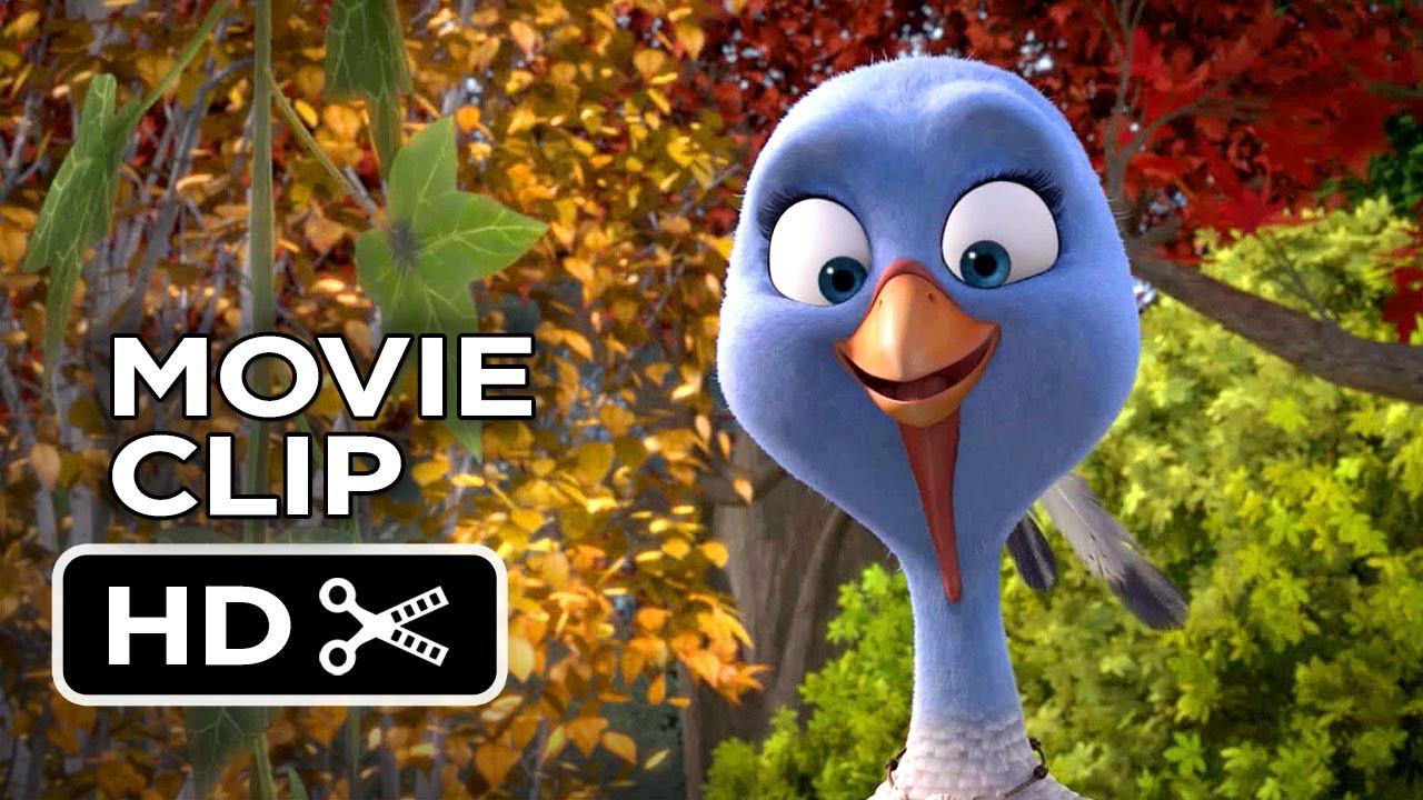 Free Birds Movie CLIP - Traps (2013) - Owen Wilson ...