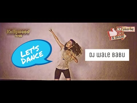 Badshah - DJ Waley Babu | feat Aastha Gill | Talent - Shraddha | Kollywood Academy