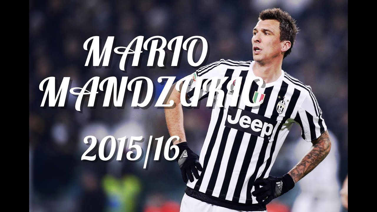 Mario Mandžukić ○ Goal Machine