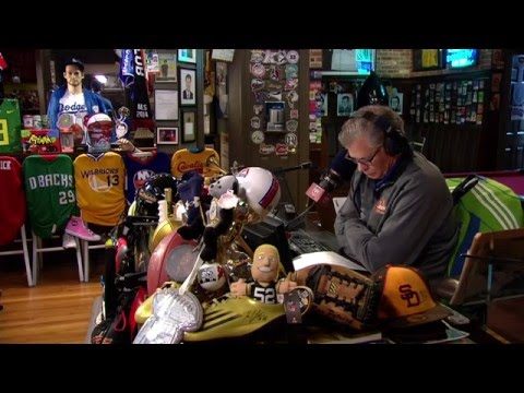 Steve Kerr on The Dan Patrick Show (Full Interview) 5/6/16