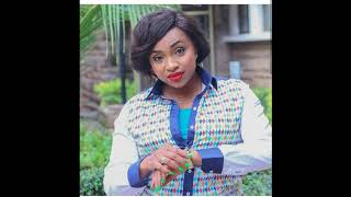 Massawe Japanni cries on air after a domestic violence victim narrated her ordeal