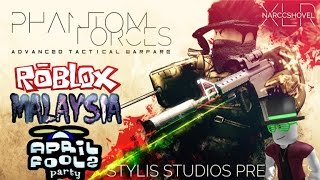 Roblox Malaysia | Aimbot Forces