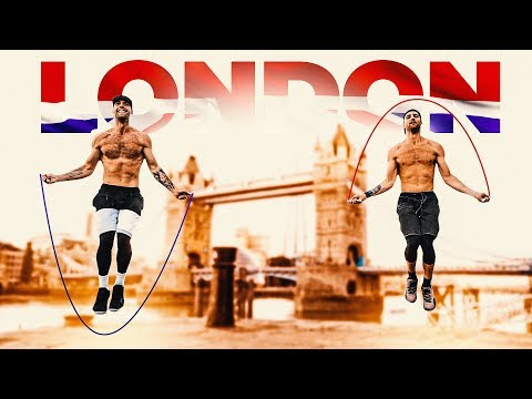 Jumping Rope in London