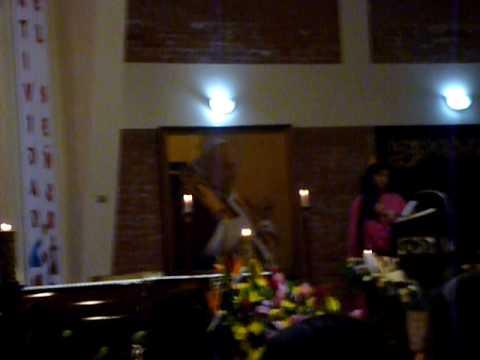 Salmo 95 cantado por María Fernanda Mori Loza