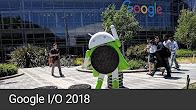 Takhle proběhlo Google I/O 2018. Byli jsme u toho
