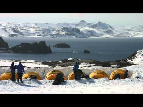 Wharton Antartica Trekking Leadership Venture