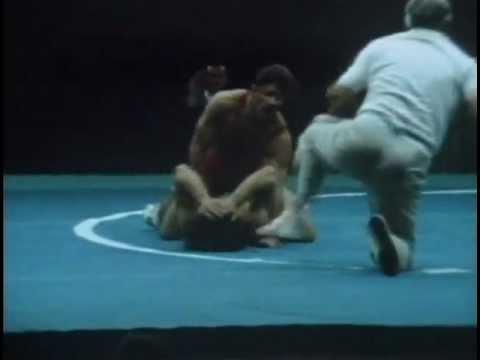 Ringen WM 1974 Istanbul / das aktuelle Sport- Studio