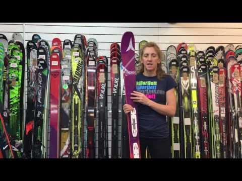 Atomic Vantage 85 Womens Ski