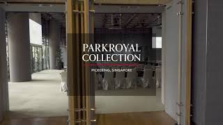 PARKROYAL COLLECTION Pickering, Singapore – Meetings and Events