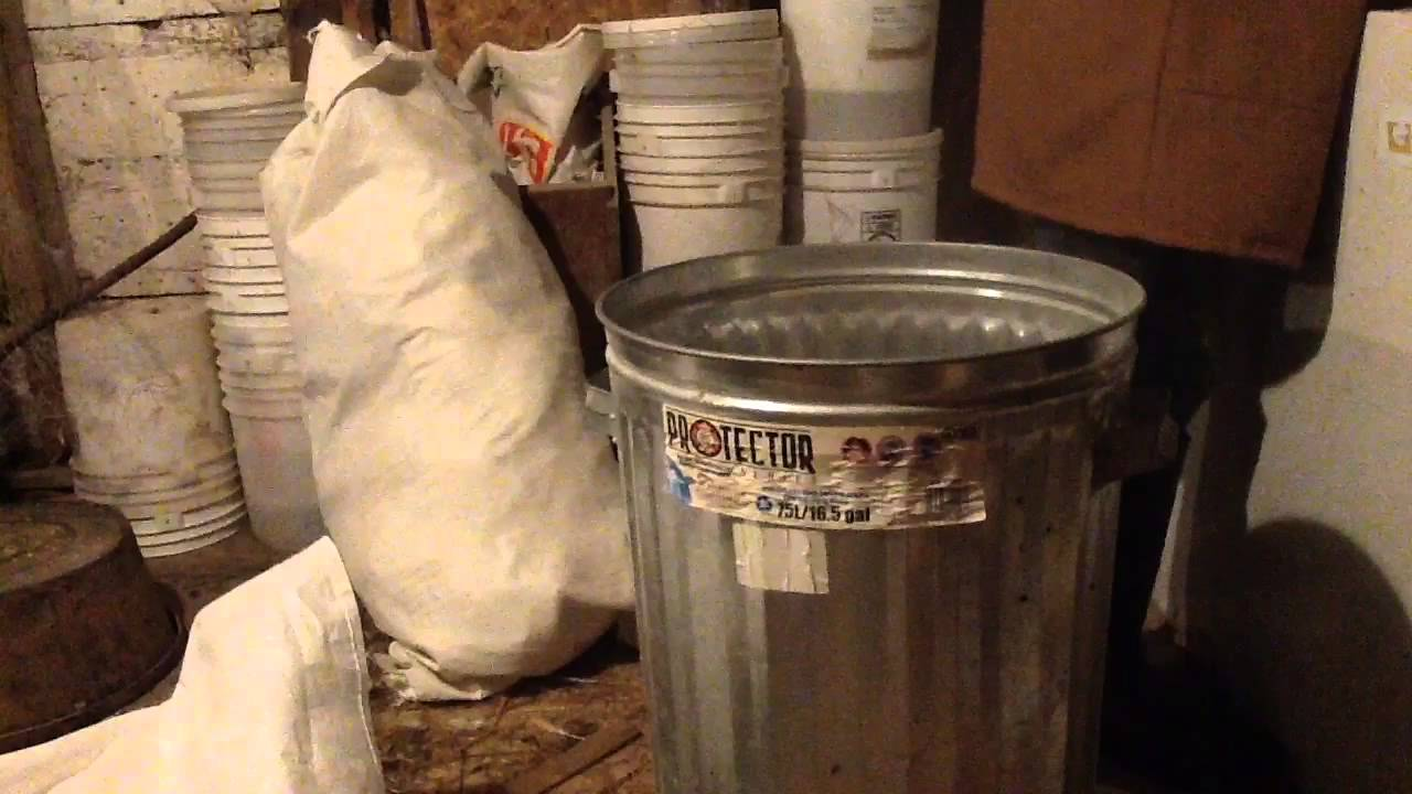 How To Make And Mix Cheaper Chicken Feed Youtube
