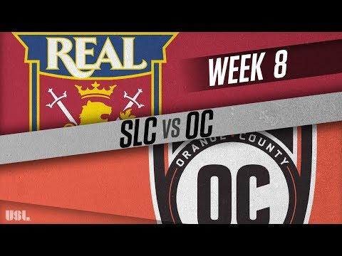 Real Monarchs SLC vs Orange County SC: May 4, 2018