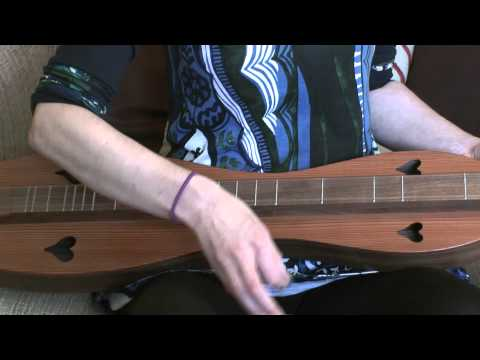 Starting with the Appalachian Dulcimer Part 1 with Gill McCoy