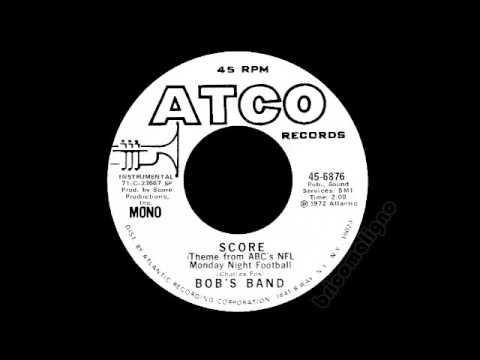 Bob's Band - Score