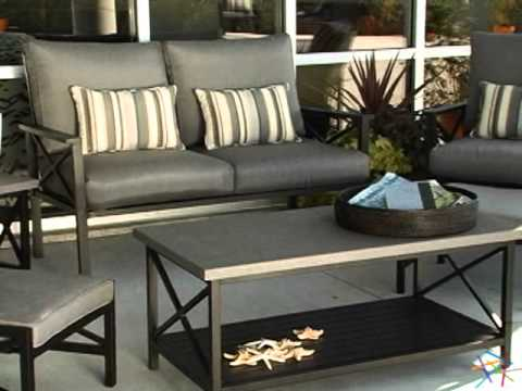 Madison Outdoor Conversation Set - Product Review Video