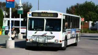 Santa Clara Valley Transportation Authority 9800 Series Gillig Phantom