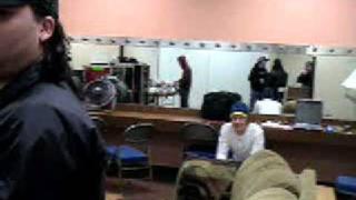 Chad Gray & Greg Tribbett of Mudvayne