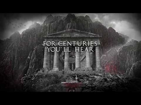 GORGON - Ashes And Blood (OFFICIAL LYRIC VIDEO)