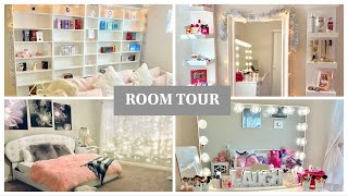 ROOM TOUR〡Beauty Room, Mini Library, & Bedroom!