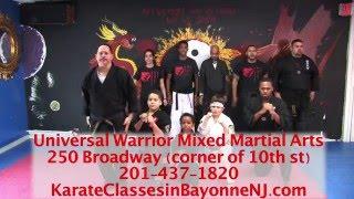 UWA Martial Arts Com1