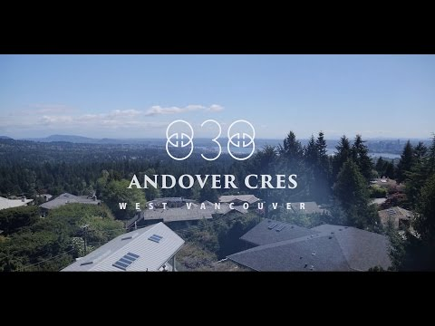 838 Andover Cres, West Vancouver | Amir Hamzehali - 360hometours.ca