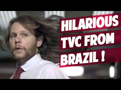 Hilarious TV Commercial from Brazil