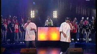 Kool Savas & Azad All 4 One Live bei TV Total