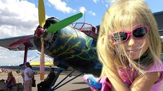 Planes and Helicopters on Airshow TUKUMS LIDOSTA JURMALA 2018