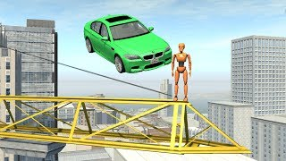 Beamng drive - Dummy Takedown 3