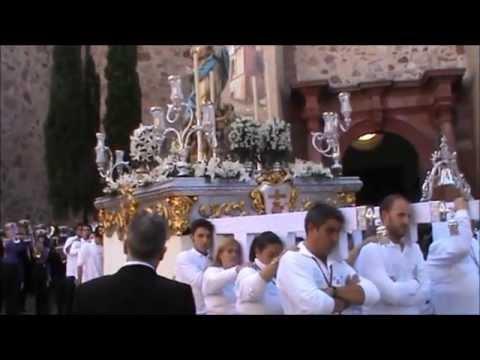 Herencia Ciudad Real. Procesión Magna Mariana