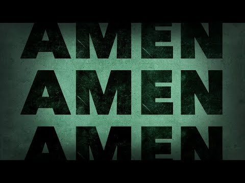 Showtek  Amen feat Freetown Collective  Lyric