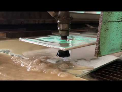 Vetrite By Sicis -  Waterjet Cut