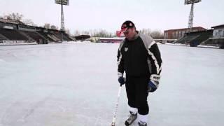 Рэддисон - трюк. хоккей с мячом