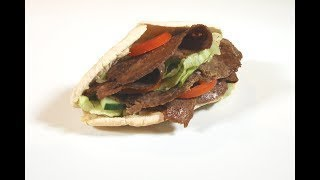 Doner Kebab Meat just like the takeaway