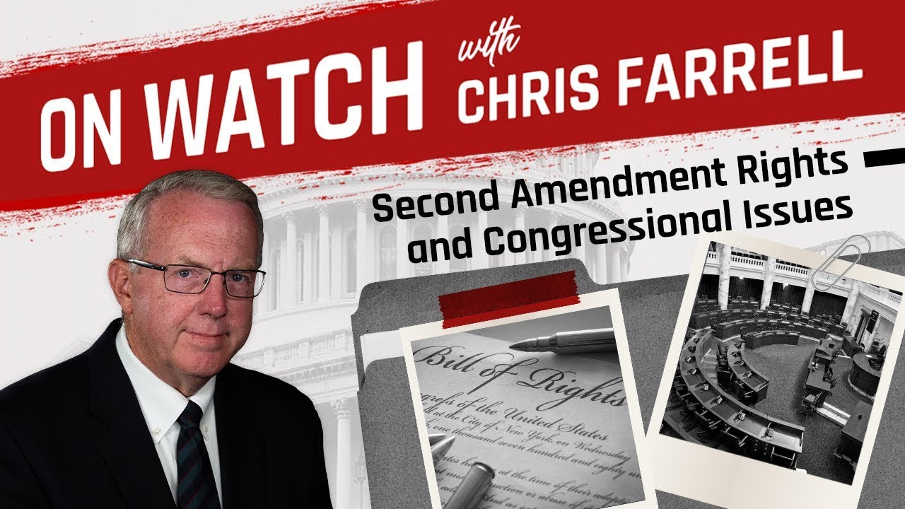 Judicial Watch On Watch: Revealing the TRUTH about Gun Control, Red Flag Laws, & the 2nd Amendme