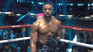 Creed II NEW TRAILER: It's Adonis Creed vs. Viktor Drago