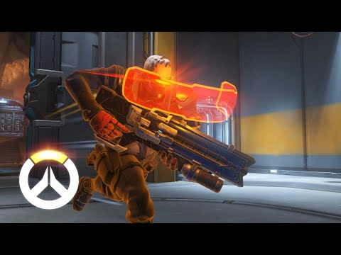 Soldier: 76 Ability Overview | Overwatch