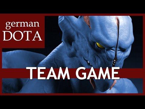 NIGHT STALKER Dota 2 - TEAM GAME - Let's Play Dota 2 Gameplay German / Deutscha