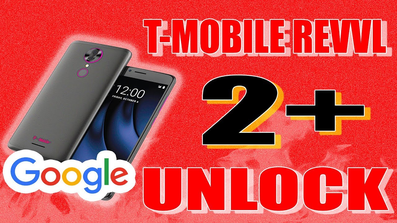 T-Mobile REVVL 2 Plus (6062W/6062Z) 8 0 0 8 0 1 FRP/ GOOGLE BYPASS NO PC  MAY 2019