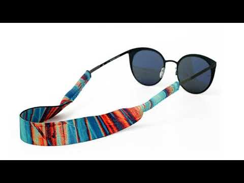 f00cfc0e7de Kiwawa Adventure - Floating Eyewear Retainer - YouTube