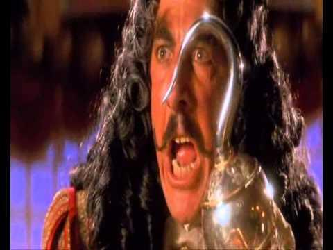 Nel covo di pirati con Peter Pan - Cristina D'avena (Hook - Capitan uncino)