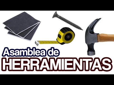 Reflexiones Cristianas - Asamblea de herramientas en la carpinteria