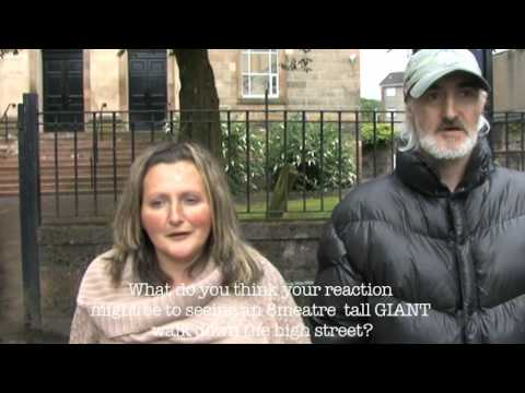 Port Glasgow-Voxpopuli No:1 - Big Man Walking