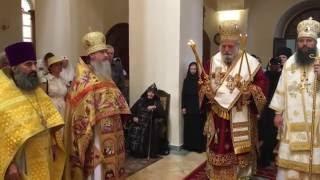 Торжества в Горненском монастыре(, 2016-09-03T07:44:56.000Z)