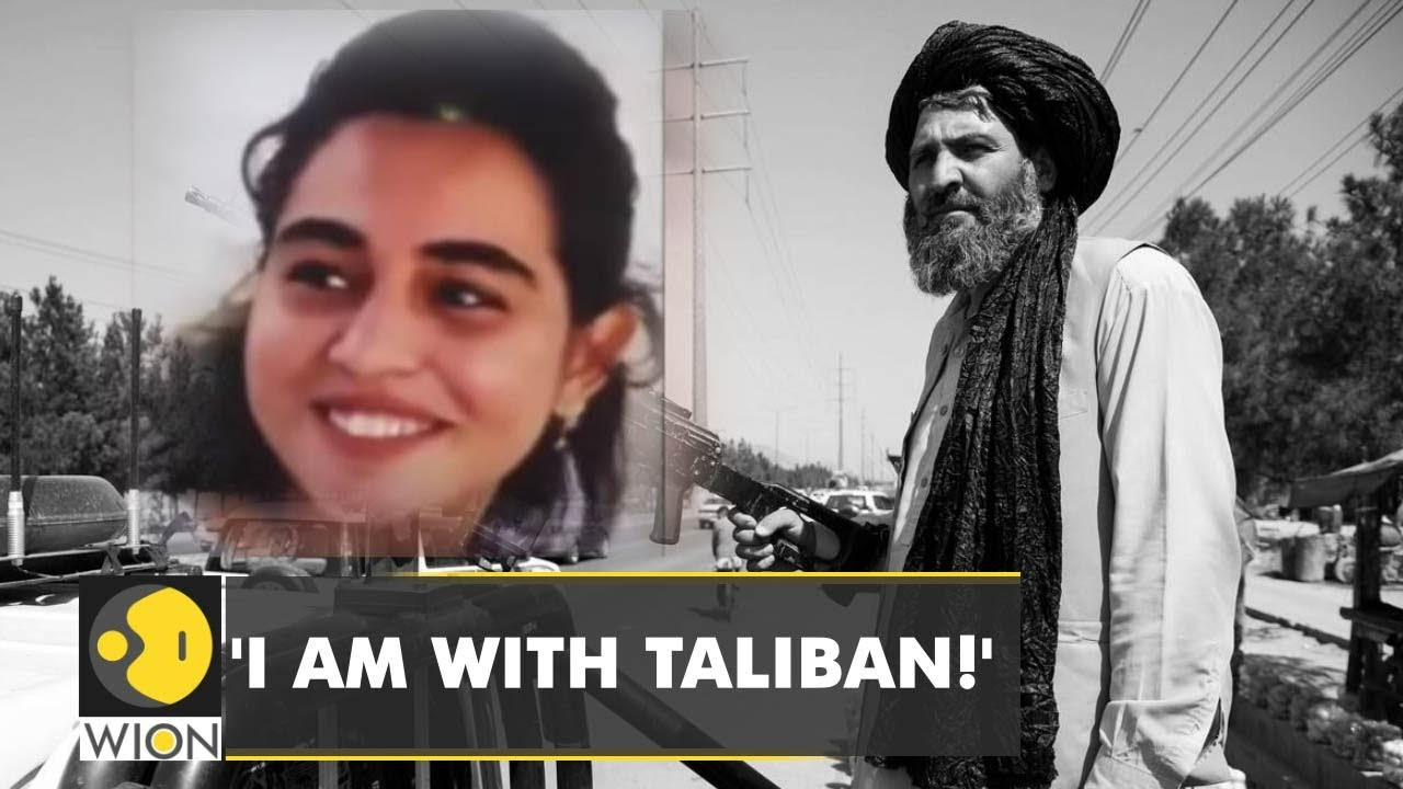 Download Pakistan: Video of Pak girl supporting Taliban goes viral   Latest World English News   WION News